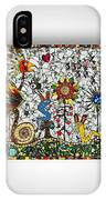 Chaos In The Park IPhone Case