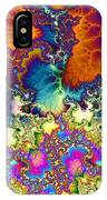 Chaos Of Unrealized Ideas IPhone Case