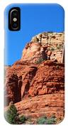 Chapel Of The Holy Cross Sedona IPhone Case