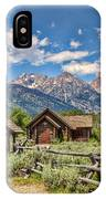 Chapel Of Transfiguration IPhone Case