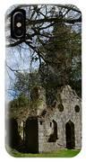 Chapel Ruins IPhone Case
