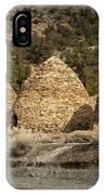Charcoal Kilns #4 IPhone Case
