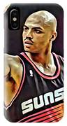 Charles Barkley IPhone Case