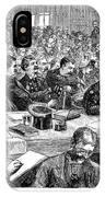 Charles Jules Guiteau (1840?-1882) IPhone Case
