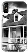 Charles Pickney House IPhone Case