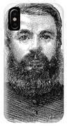 Charles Zagonyi (1826-?) IPhone Case