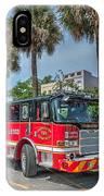 Charleston Fire Dept  IPhone Case