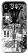 Charleston Gateway II In Black And White IPhone Case