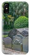 Charleston Graveyard IPhone Case