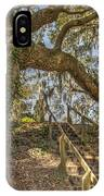 Charleston Oak Stairway IPhone Case