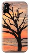 Charleston South Carolina Edisto Island Beach Sunrise IPhone Case