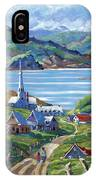 Charlevoix Scene IPhone Case