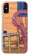 Charlies Porch IPhone Case