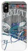 Charlotte Hornets IPhone Case