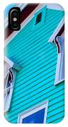 Charming Sleepy Seaside Home IPhone Case