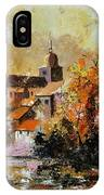Chassepierre 6741 IPhone Case