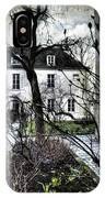 Chat Noir Gallery Paris France IPhone Case