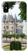 Chateau D'angers - Chatelet View IPhone Case