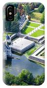 Chateau De Chenonceau And Its Gardens IPhone Case