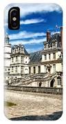 Chateau Fontainebleau - France IPhone Case