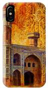 Chauburji Gate IPhone Case