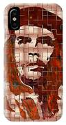 Che Guevara Digital From Watercolor Painting IPhone Case