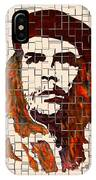 Che Guevara Watercolor Painting IPhone Case