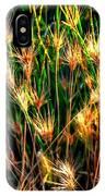 Cheat Grass 15750 IPhone Case
