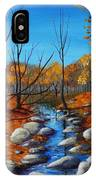Cheerful Fall IPhone Case
