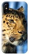 Cheetah Acinonyx Jubatus IPhone Case