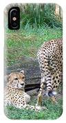 Cheetah Brothers  IPhone Case