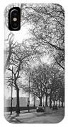 Chelsea Embankment London 2 Uk IPhone Case