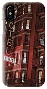 Chelsea Hotel IPhone Case
