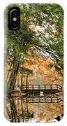 Chenango Valley State Park IPhone Case