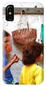 Cherda Children IPhone Case