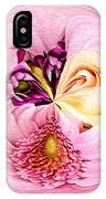 Cherished Bouquet IPhone Case