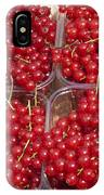 Currants IPhone Case