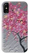 Cherry Blossom In Pink IPhone Case