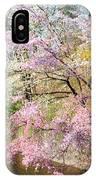 Cherry Blossom Land IPhone Case