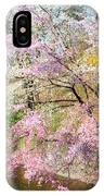 Cherry Blossom Land IPhone Case