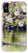 Cherry Blossom Rower IPhone Case
