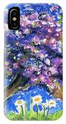 Cherry Blossom Spring. IPhone Case