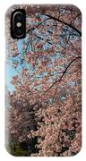 Cherry Blossoms 2013 - 038 IPhone Case