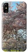 Cherry Blossoms 2013 - 049 IPhone Case