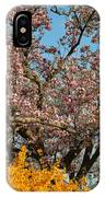 Cherry Blossoms 2013 - 051 IPhone Case