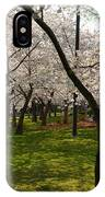 Cherry Blossoms 2013 - 057 IPhone Case