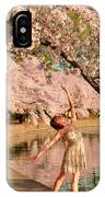Cherry Blossoms 2013 - 077 IPhone Case