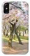 Cherry Blossoms 2013 - 099 IPhone Case