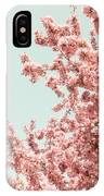 Cherry Blossoms In Spring IPhone Case