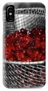 Cherry Bowl IPhone Case